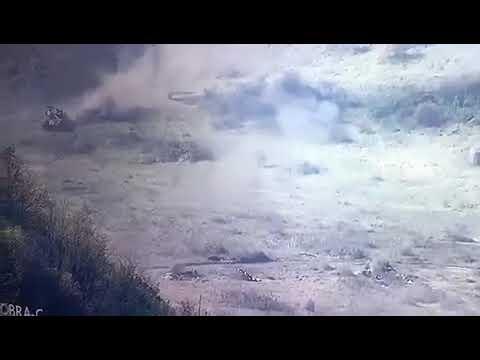 Հայկական ուժերը ադրբեջանական 5 տանկ և 60-80 զինվոր են խոցում. կադրեր Բերձորի «Դժոխքի ձորից»