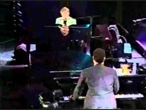 Elton John & Billy Joel - I Guess That's Why They Call It The Blues - Live in Tokio 1998