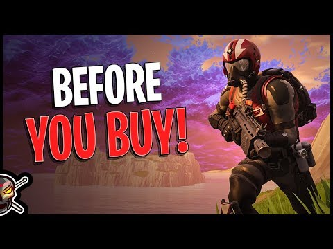 Wingman Starter Pack | Bogey Bag - Before You Buy - Fortnite
