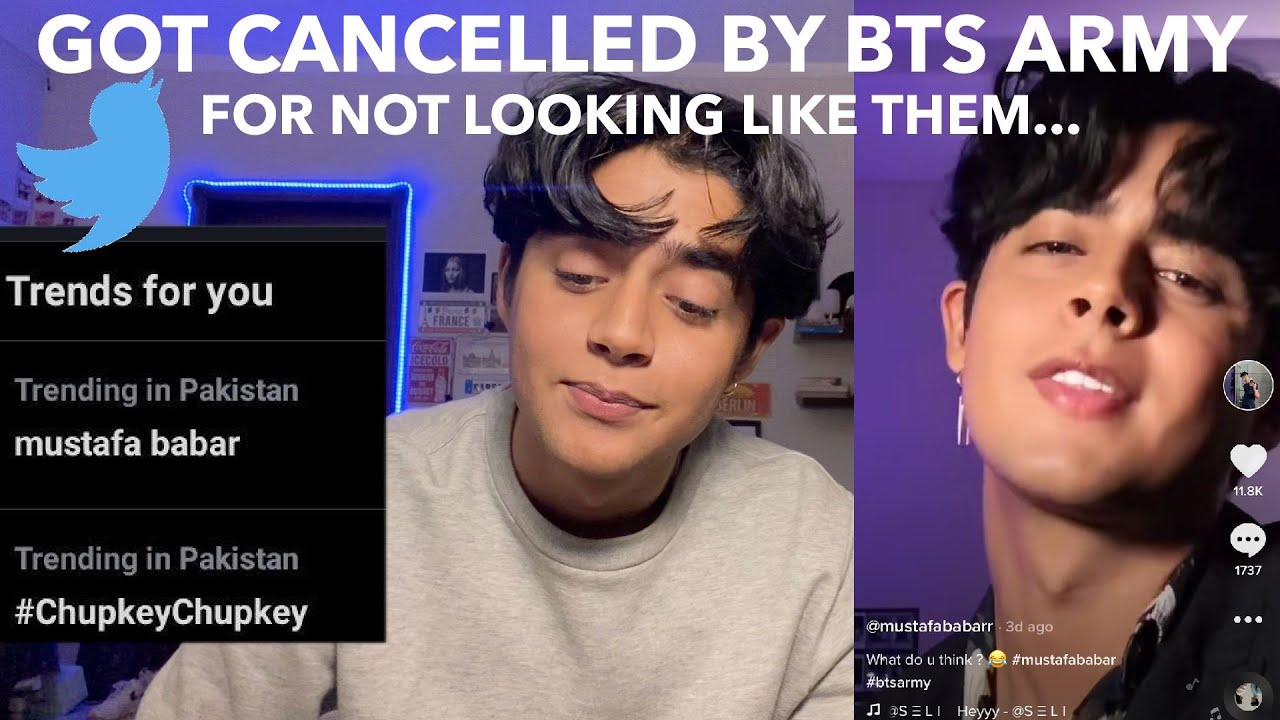 Reacting To Mean Tweets About Me   BTS Drama :)