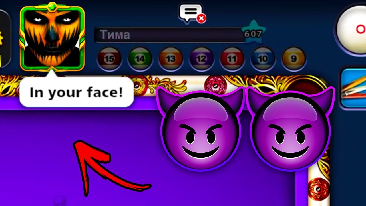 """Download He Told Me """"IN YOUR FACE""""😂 But I TAUGHT Him A LESSON Instead!!! 8 Ball Pool"""