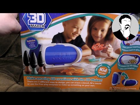 3D Maker Creative Toy | Ashens