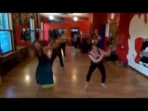 Beginner West African Dance with Barakissa!- Studio Zahiya