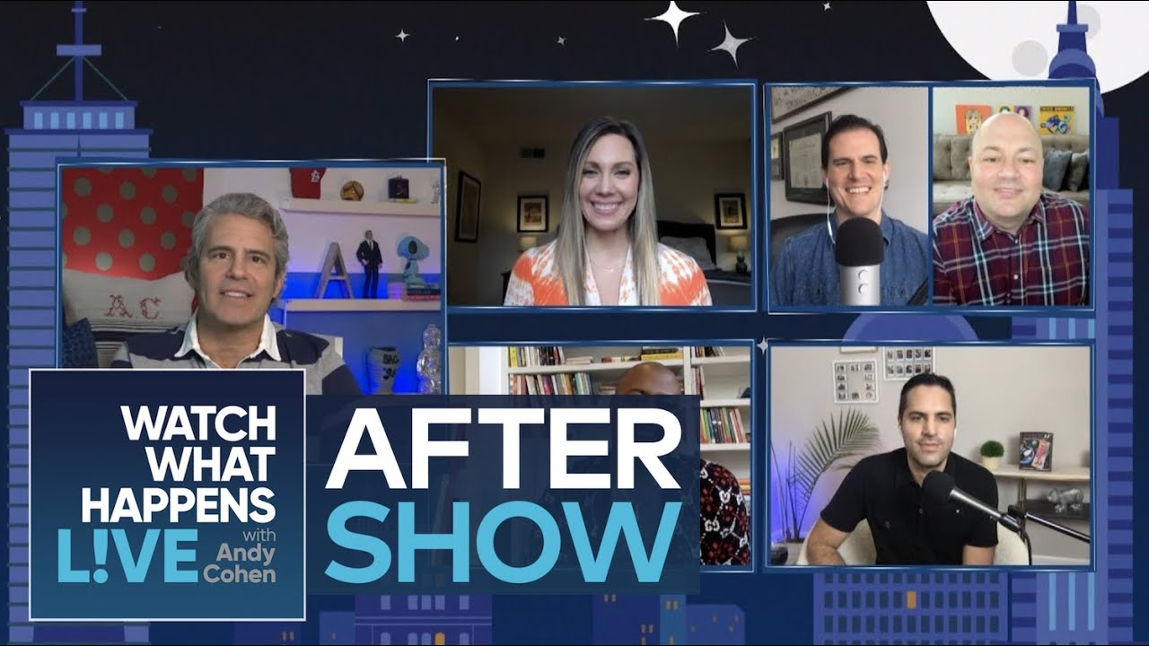 After Show: Who Is The Least Self-Aware Housewife?   WWHL