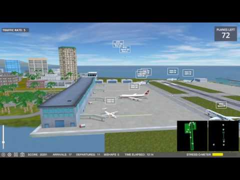 """Airport Madness 3D E132 """"Move 100 at Kingston"""""""
