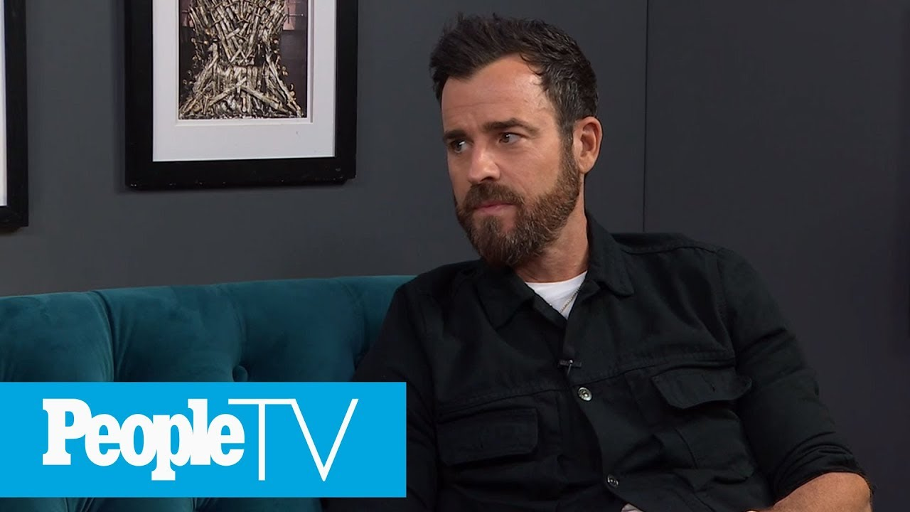 Justin Theroux Shares His Interpretation Of 'The Leftovers' Finale | PeopleTV