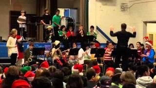 Lord Selkirk Elementary - Street Beat Christmas