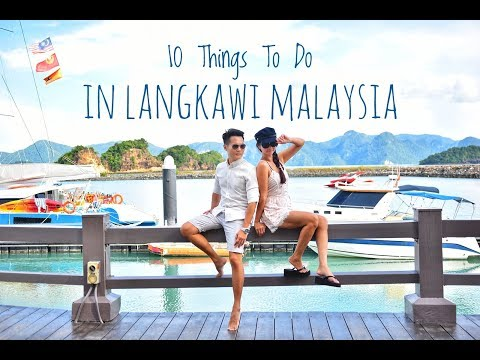 10 Things To Do In Langkawi, Malaysia