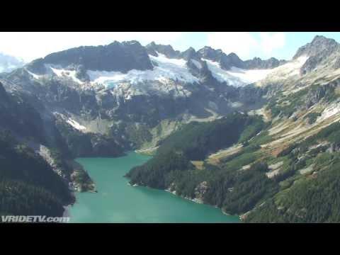 Whistler, British Columbia, Canada: virtual plane tour: HD version: vridetv.com