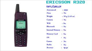 Ericsson All Series History