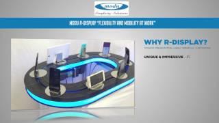 Retail /Display Conveyor by MODU System