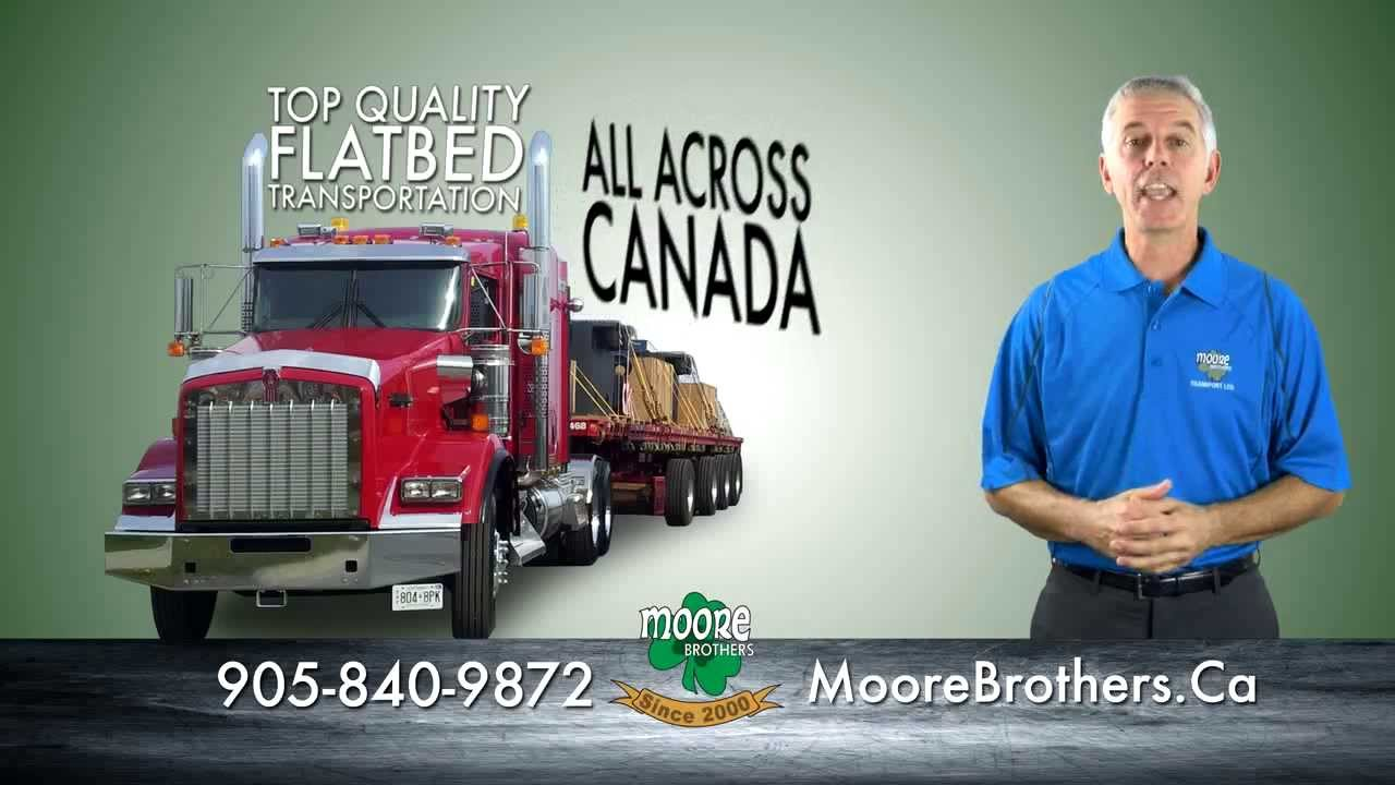 Trucking Service...R C Moore Trucking