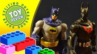 Batman Beyond and Classic TV Series Batman