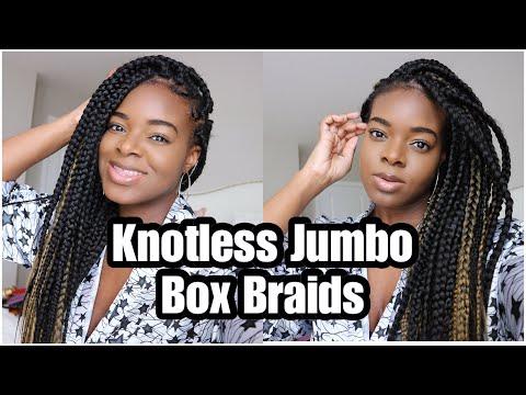 knotless-jumbo-box-braids-|-crochet-method-|-no-rubberbands