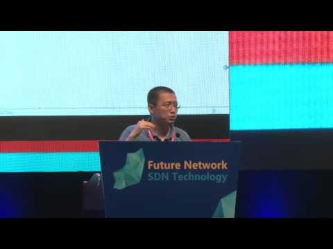 Global SDN Technology Conference 2015 ——Alick Luo, Spirent Communications