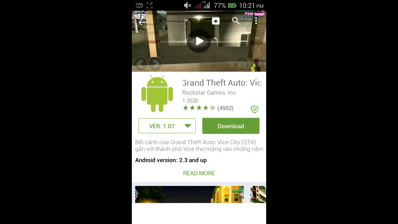 How to download gta vice city free on playstore