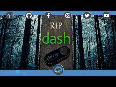 Amazon Dash Button Discontinued