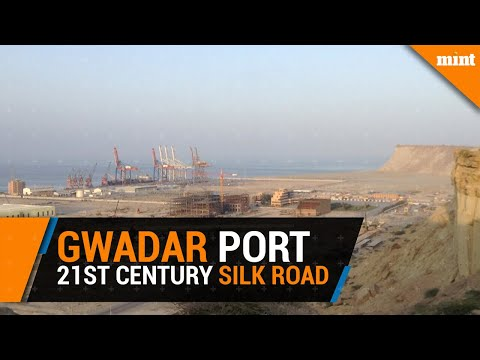 At Pakistan's Gwadar port, China paves a new Silk Road