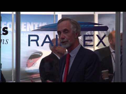 Andrew McNaughton - Technical Director, HS2 (Part 1)