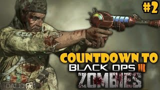 Countdown to Black Ops 3 ZOMBIES - EASTER EGG on ASCENSION LIVE #2! (Black Ops 1 Zombies)