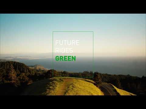 "Model X Green Superflow: future rides ""Green"""