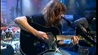 Megadeth Dread And The Fugitive Mind Unplugged At Musique Plus 2001