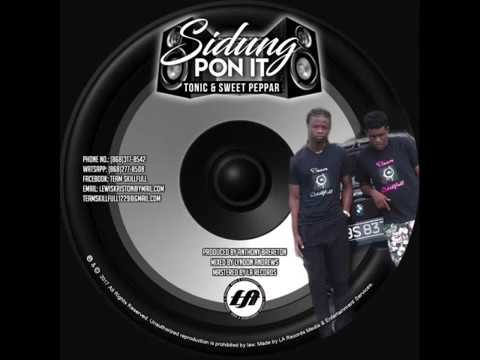 Sidung Pon It- Tonic & Peppar