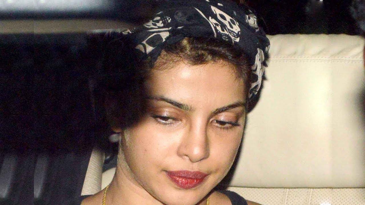 Does Priyanka Chopra Look Exotic Without Makeup Youtube