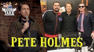 Pete Holmes tells the stories behind