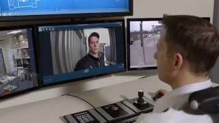 AXIS A8004-VE vidéo