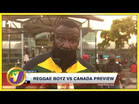 Reggae Boyz vs Canada Preview - Oct 9 2021