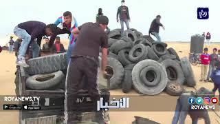 جمعة الكوشوك .. تستنهض الشباب استعداداً لمواجهة الاحتلال (4-4-2018)