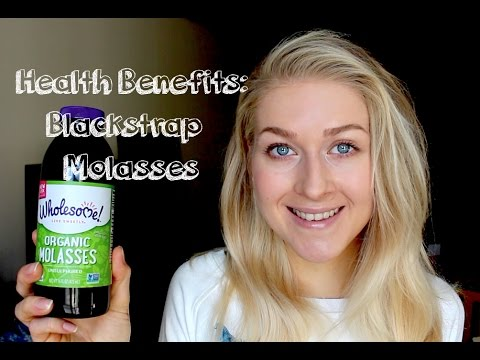 The Health Benefits of Blackstrap Molasses