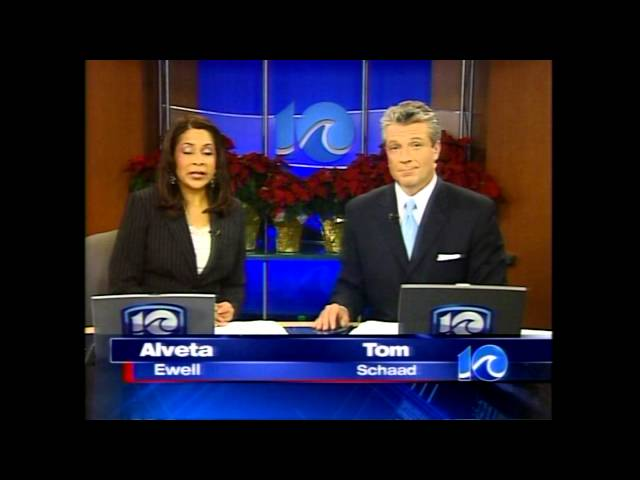 WAVY 6pm News Open (12-10-2007) Travel Video