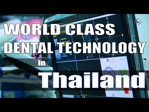 Thailand is a World Class Dental Implant destination