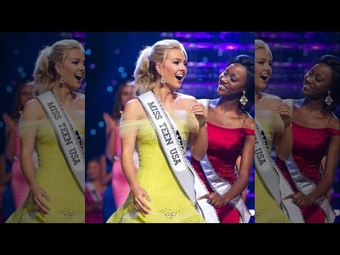 Miss Teen USA Keeps Crown Despite Backlash For Racist Tweets