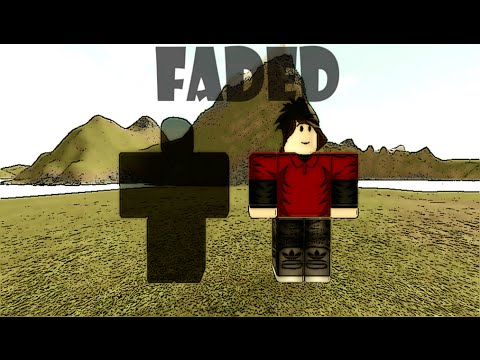 how to play faded on roblox piano