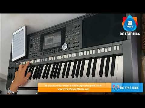 Hallelujah | Style for Yamaha keyboard