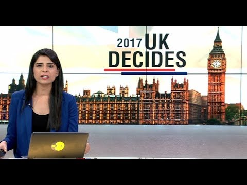 UK General Election 2017: May on a slippery ground?