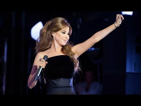 Nancy Ajram Carthage Concert 2014 نانسي عجرم حفلة مهرجان قرطاج