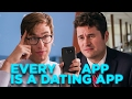 ONLINE DATING // HER DATING APP - YouTube
