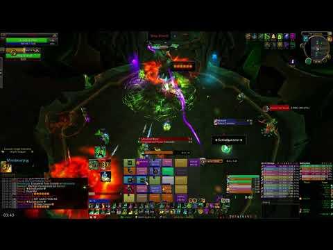 Instinct vs. Imonar Mythic (Mistweaver Monk PoV) Thumbnail