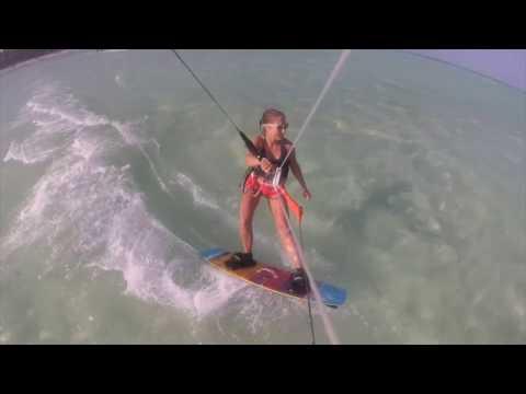 Zanzibar Paje Kitesurfing January 2017