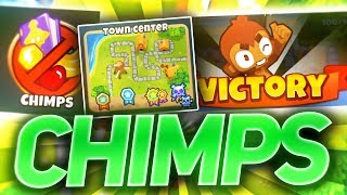 Bloons TD6 [PL] odc.28 - Town Center *CHIMPS* !!!