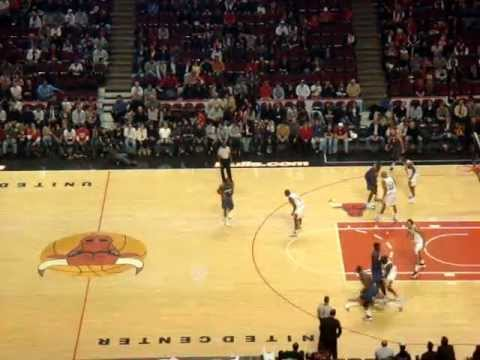 2009 NBA Pre-Season Game - Bulls vs Wizards