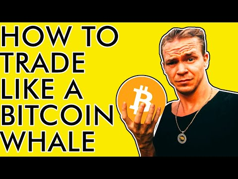 HOW BITCOIN WHALES MANIPULATE THE PRICE AND YOU CAN FOLLOW THEM TO HUGE PROFITS!!! WYCKOFF METHOD