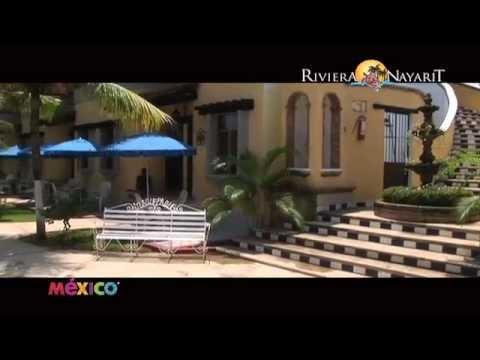 Travel Video Discover Lo de Marcos, Riviera Nayarit, Mexico