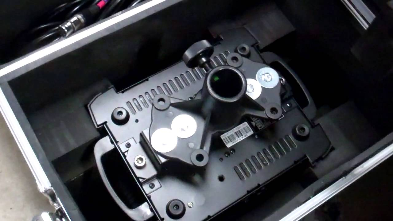 Speed Mounting A Moving Head On A Speaker Stand Youtube
