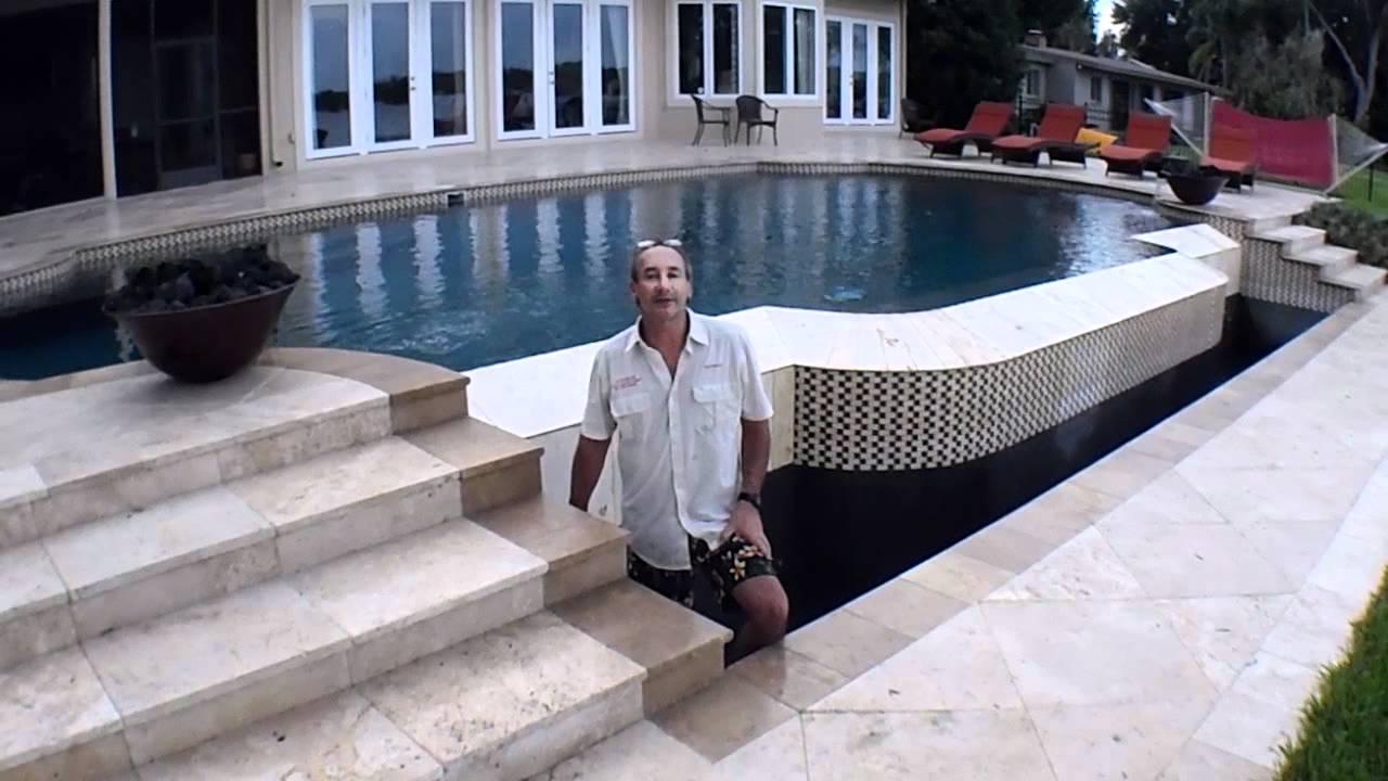 Accurate Swimming Pool Leak Youtube