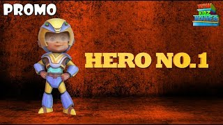Vir : The Robot Boy | Hero No 1 - Official Trailer | Action Movie for kids | WowKidz Movies